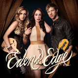 CD Cover: Edens Edge - Edens Edge