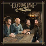 CD Cover: Eli Young Band: 10.000 Towns