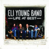 CD Cover: Eli Young Band - Life at Best