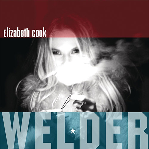 CD Cover: Elisabeth Cook - Welder