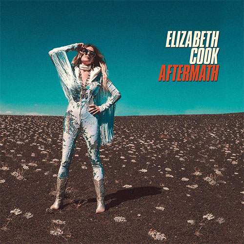 CD Cover: Elizabeth Cook - Aftermath