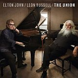 CD Cover: Elton John Leon Russell - The Union