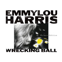 CD Cover: Emmylou Harris - Wrecking Ball