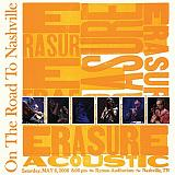 CD Cover Erasure - On The Road to Nashville