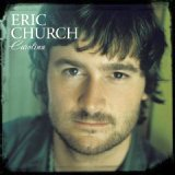 CD Cover Eric Church - Carolina