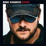 CD Cover: Eric Church - Chief