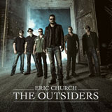 CD Cover: Eric Church - The Outsiders
