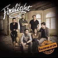 CD Cover: Firelight - Backdrop of Life