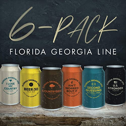 Florida Georgia Line - 6 Pack EP