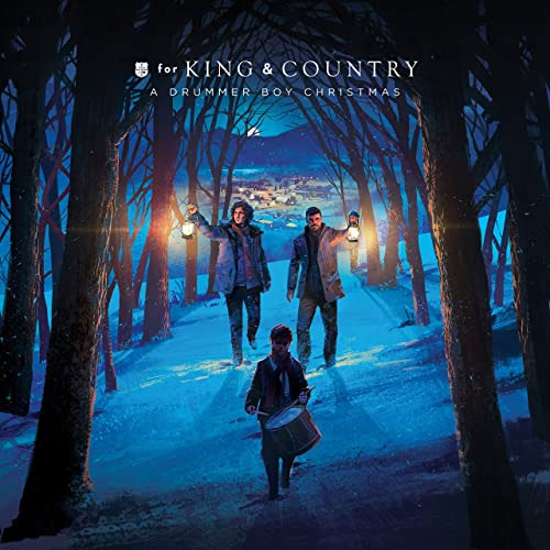 CD Cover: for KING & COUNTRY - A Drummer Boy Christmas