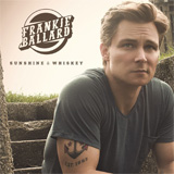 CD Cover: Frankie Ballard - Sunshine & Whiskey