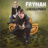 CD Cover: Fryman - Lebensspuren