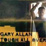 CD Cover Garry Allan - Tough All Over