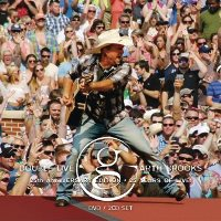 CD Cover: Garth Brooks - Double Live