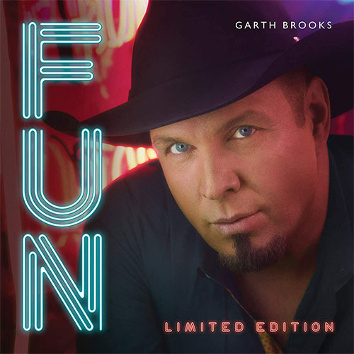 CD Cover: Garth Brooks - FUN