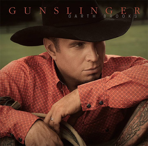 CD Cover: Garth Brooks - Gunslinger