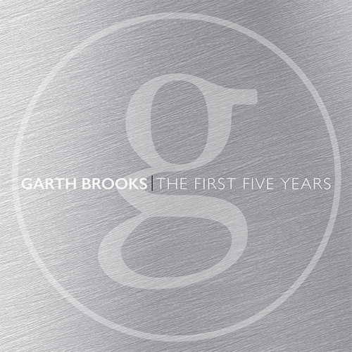 Garth Brooks - The Anthology The First Five Years