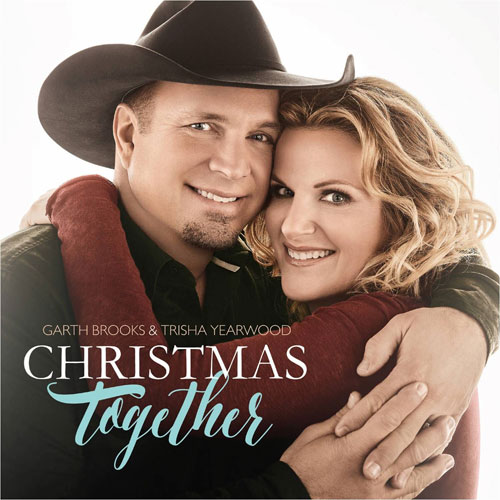 CD Cover: Garth Brooks & Trisha Yearwood - Christmas Together