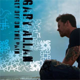 CD Cover: Gary Allan - Get Off On The Pain