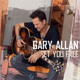 CD Cover: Gary Allan - Set You Free