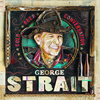 CD Cover: George Strait - Cold Beer Conversation