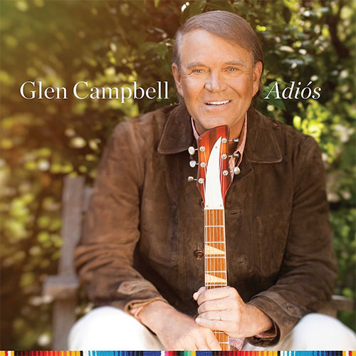 CD Cover: Glen Campbell - Adiós