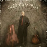 CD Cover: Glen Campbell - Ghost On The Canvas
