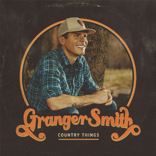 CD Cover: Granger Smith - Country Things