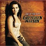 CD Cover Gretchen Wilson - One For The Boys