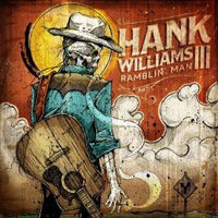 CD Cover: Hank III - Ramblin' Man