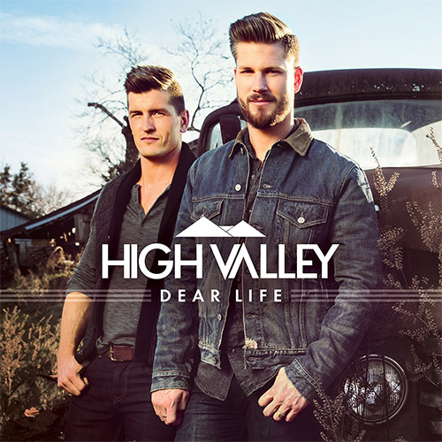 CD Cover: High Valley - Dear Life