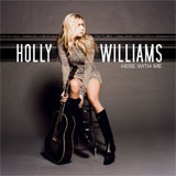 CD Cover: Holly Williams - Here With Me
