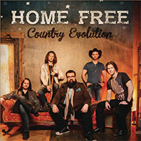 CD Cover: Home Free - Country Evolution