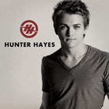 CD Cover: Hunter Hayes - Hunter Hayes
