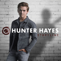 CD Cover: Hunter Hayes - Storyline