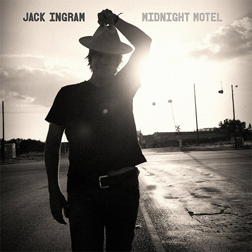 CD Cover: Jack Ingram - Midnight Motel