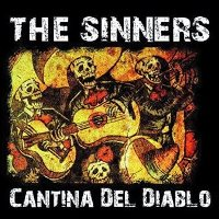 CD Cover: Jackson Taylor & The Sinners - Cantina Del Diablo