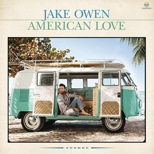 CD Cover: Jake Owen - American Love