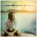 CD Cover: Jake Owen - Days of Gold