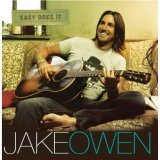 Jake Owen - Easy Does It CD Cover