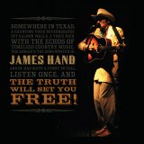 CD Cover James Hand - The Truth Will Set You Free
