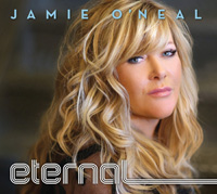 CD Cover: Jamie O'Neal - Eternal