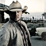 CD Cover: Jason Aldean - Night Train