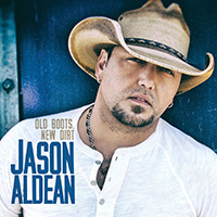 CD Cover: Jason Aldean - Old Boots, New Dirt
