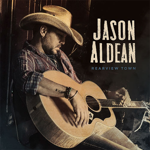CD Cover: Jason Aldean - Rearview Town