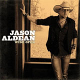 CD-Cover: Jason Aldean - Wide Open