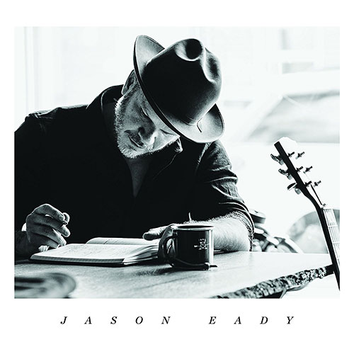CD Cover: Jason Eady - Jason Eady