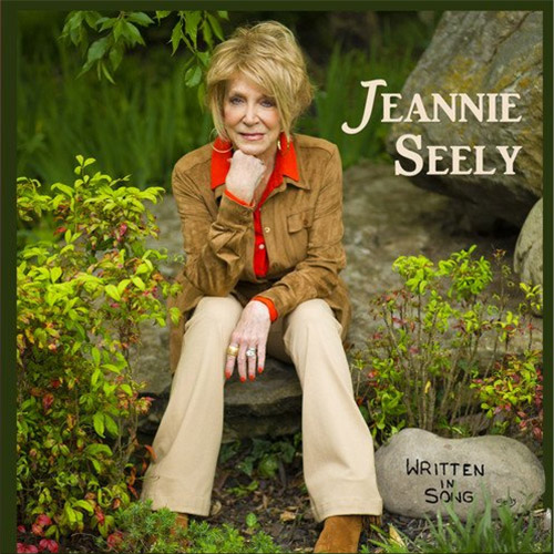CD Cover: Jeannie Seely - Written In Song