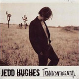 CD Cover Jedd Hughes - Transcontinental