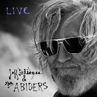 CD Cover: Jeff Bridges & The Abiders - Live